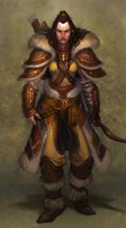 The Huntress V2 by jubjubjedi