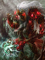 Earth Lord (Level 4) by jubjubjedi