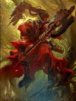 Mag-Lev: Warhammer 40,000 - Dark Heresy by jubjubjedi