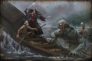 Zombie Attack by jubjubjedi