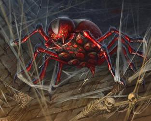 Tissik - Warhammer Quest : The Card Game by jubjubjedi
