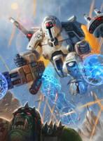 Commander Shadowsun 1 - Warhammer 40,000:Conquest by jubjubjedi