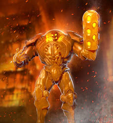 X-Men Age of Apocalypse: Holocaust by jubjubjedi