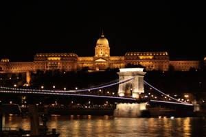 The Chain Bridge by Elessar91