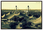 Olympic Stadium Munich by Elessar91