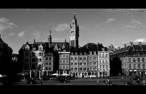 Lille Grand Place by Elessar91
