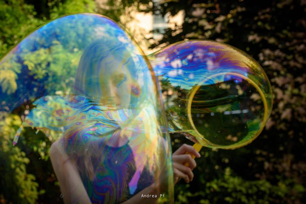 Bubbles by artigianodellaluce