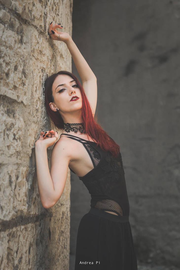 Portrait by artigianodellaluce