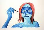 Butterfly Blues by Itti