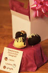 Valentine's truffles by Itti