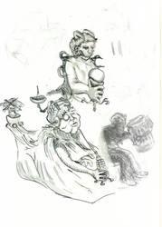 sketchy sketching by mackingfac