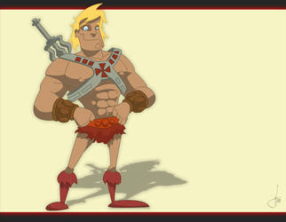 He-man by feuerkorn