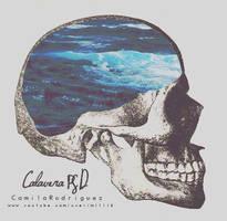 Calavera.psd by CamilaRodriguez
