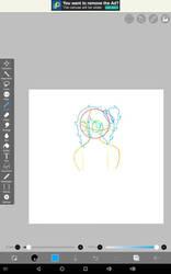 New drawing (wip) by AmbesTheKitten