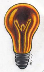Be a Light by pandalemur