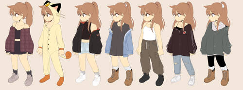 outfit set by cudlil