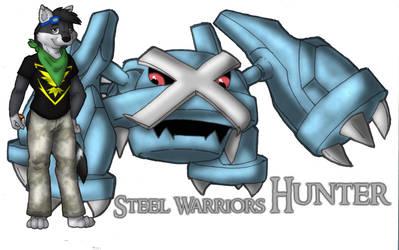 Hunter Trainer Badge by MorbiusMonster