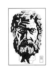 philosopher of antikythera by boston-joe