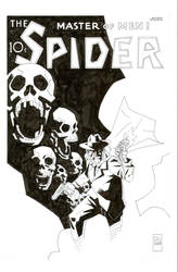 the spider by boston-joe