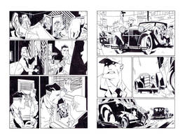 Dick Tracy by boston-joe