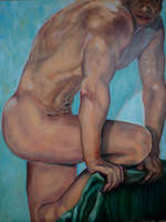 Personal Iconography:  Adonis by UrsaMinor45