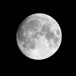 Stock - Moon by wachowicz