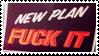 Fuckit stamp by godmatsu