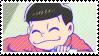 Osomatsu Matsuno stamp by godmatsu