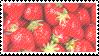 Strawberry stamp by godmatsu