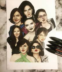 Filmography Lana Parrilla by anniesass