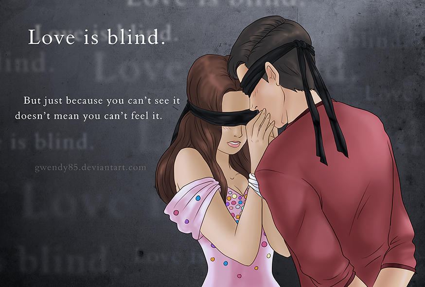 ALDUB / MaiDen : Love is Blind by gwendy85