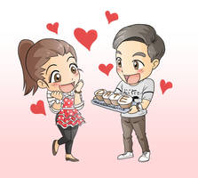 ALDUB / MaiDen : Love is the sweetest thing by gwendy85