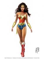 Wonderwoman by patokali