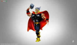 Thor God Of Thunder by patokali