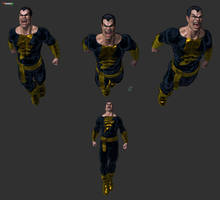 Black Adam by patokali