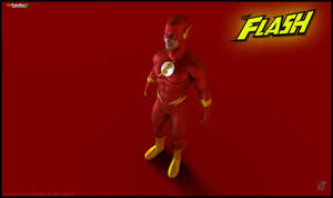 The Flash by patokali