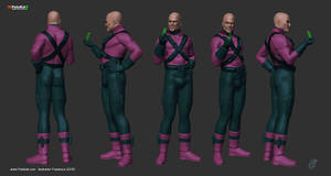 Lex Luthor ZB by patokali