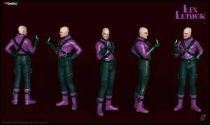 Lex Luthor KS by patokali