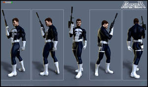 The Punisher ks by patokali