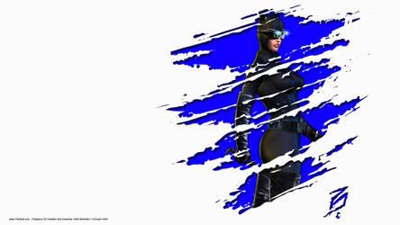 Catwoman 2012 by patokali