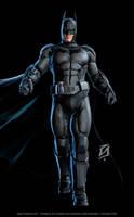 Batman-Arkham-Origins-2013-2 by patokali