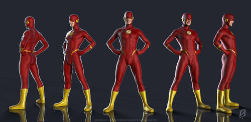 The-Flash-KS by patokali