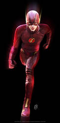 The-Flash-TV-14 by patokali