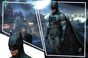 Batman-Comic-Patokali by patokali