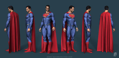 Superman-HC-KSLR-2015 by patokali