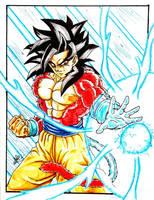 Goku Ssj4 by LNX123