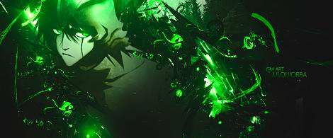 Ulquiorra Sig by GreenMotion