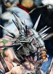 The Walking Dead- Arms Race by Kelii