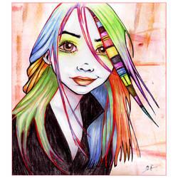 color me blind by mirjaT