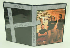 Midsemester 2005 DVD case by Garconis